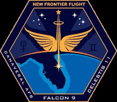 New Frontier Flight